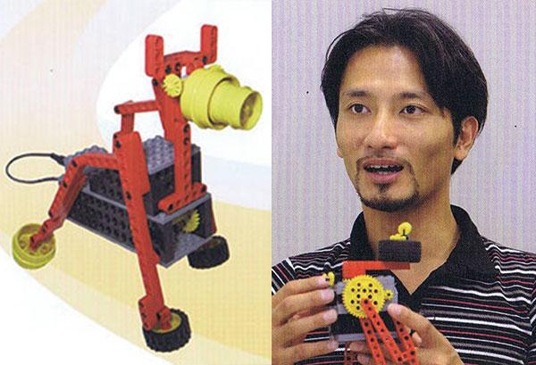 ヒューマンアカデミーキッズサイエンス ロボット教室