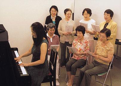 大人のためのピアノと歌