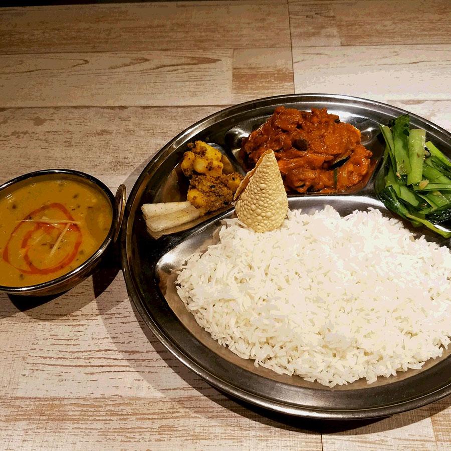 カリーキッチン サンチャイ(ネパール料理)
