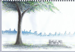 絵画サロン 火曜コース
